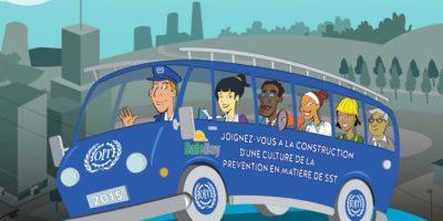 Journée mondiale de la sécurité et de la santé au travail