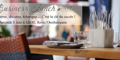 Business Lunch #001