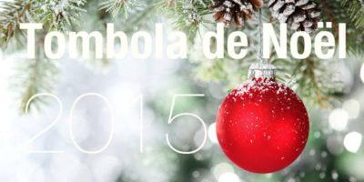 Tombola de Noël 2015
