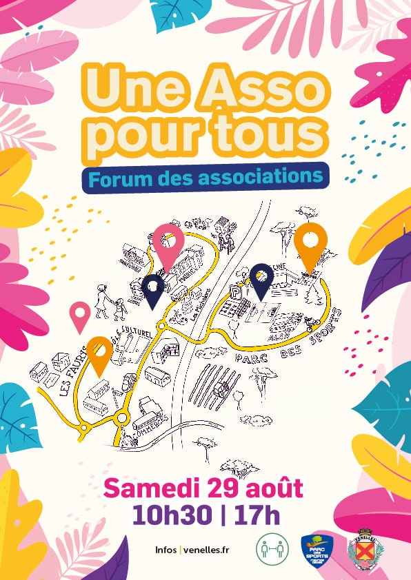 FORUM DES ASSOCIATIONS – ANNULE