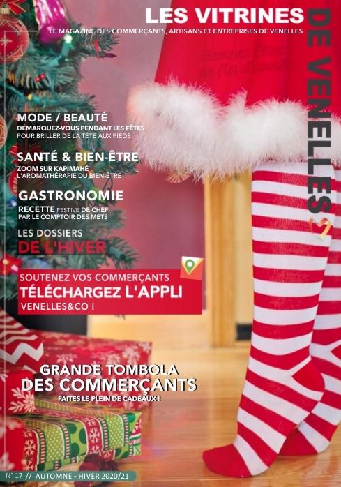Le magazine de Noël est en cours de distribution …